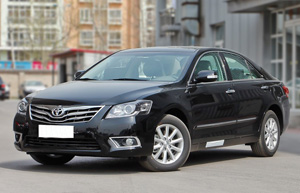 5 Seat Standard Car ( Toyota Camry )